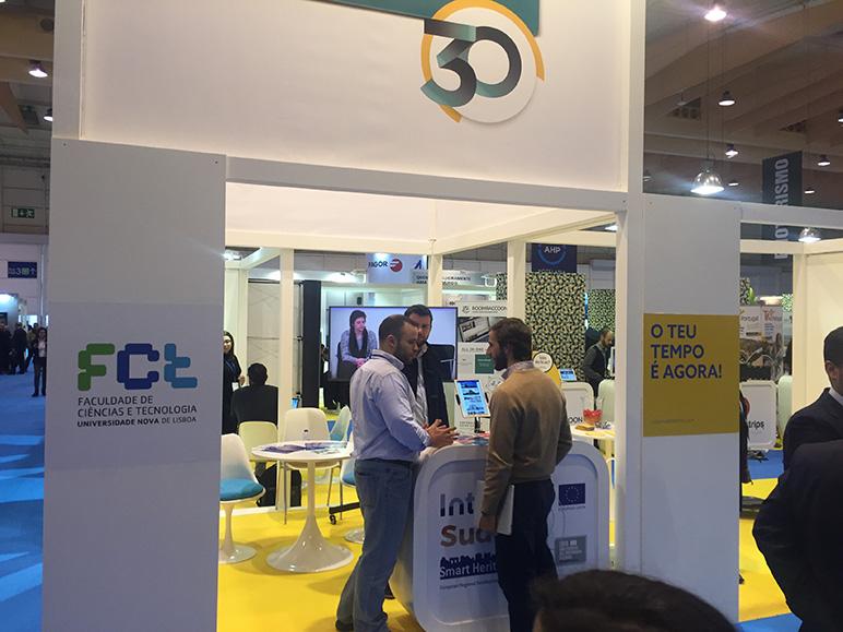 SHCity en Feria de Turismo de Lisboa