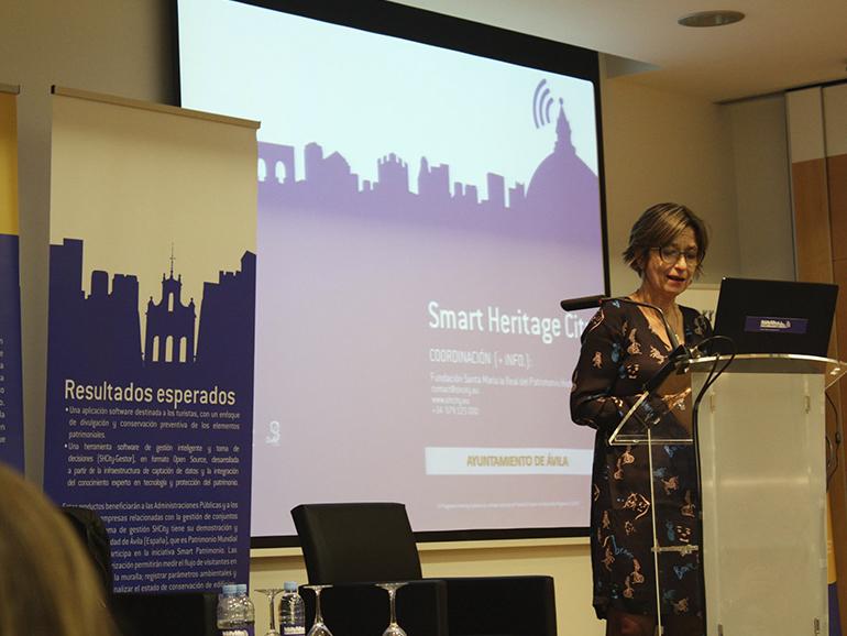 Smart Heritage City presentó en Valencia su iniciativa para la gestión y preservación del patrimonio y actuación en centros urbanos históricos.